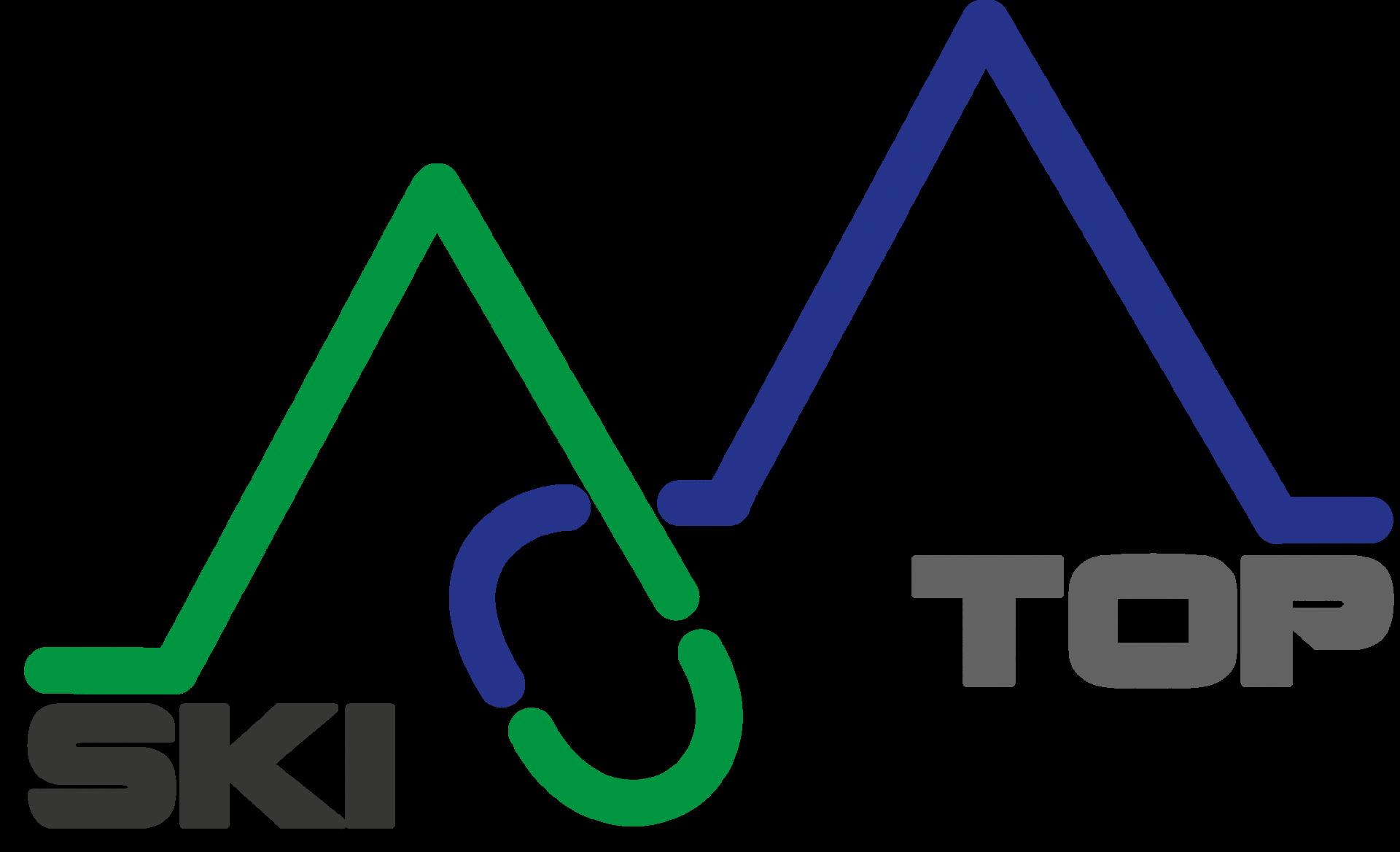 Ski top logo